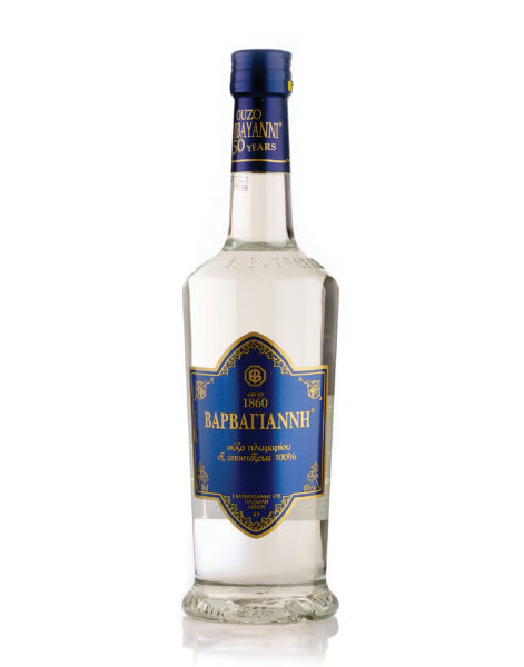 Barbayianni bleu